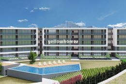 4-bed apartments in a private complex near Portimao...